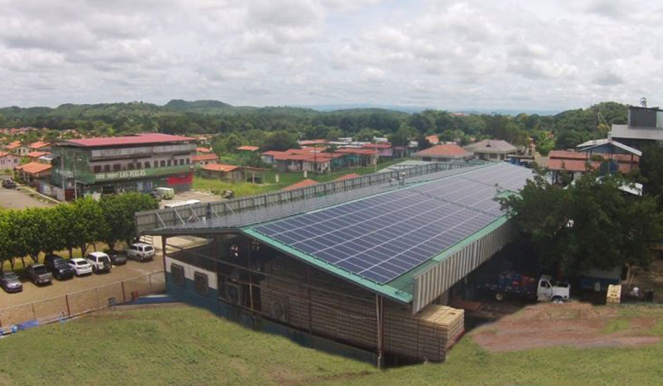 Food Transformation Center Panamá