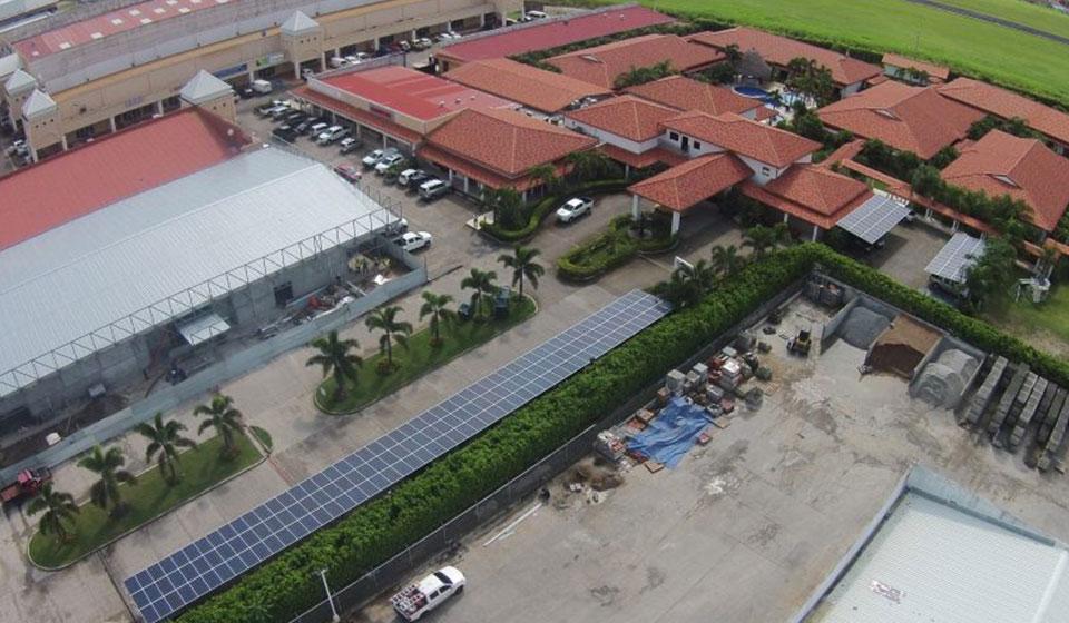 Hotel parking Panamá