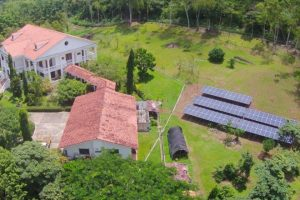 Residencia privada en Penenomé Panamá
